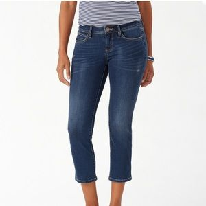 Tommy Bahama crop blue jeans 👖🌴
